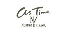 as Time -NOBUKO ISHIKAWA- アズ・タイム ノブコ・イシカワ