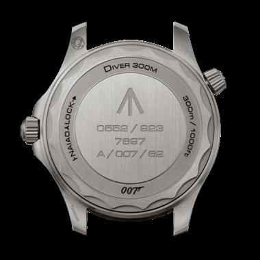 オメガ-シーマスター ダイバー300M コーアクシャルマスタークロノメーター42MM 007エディション 画像2